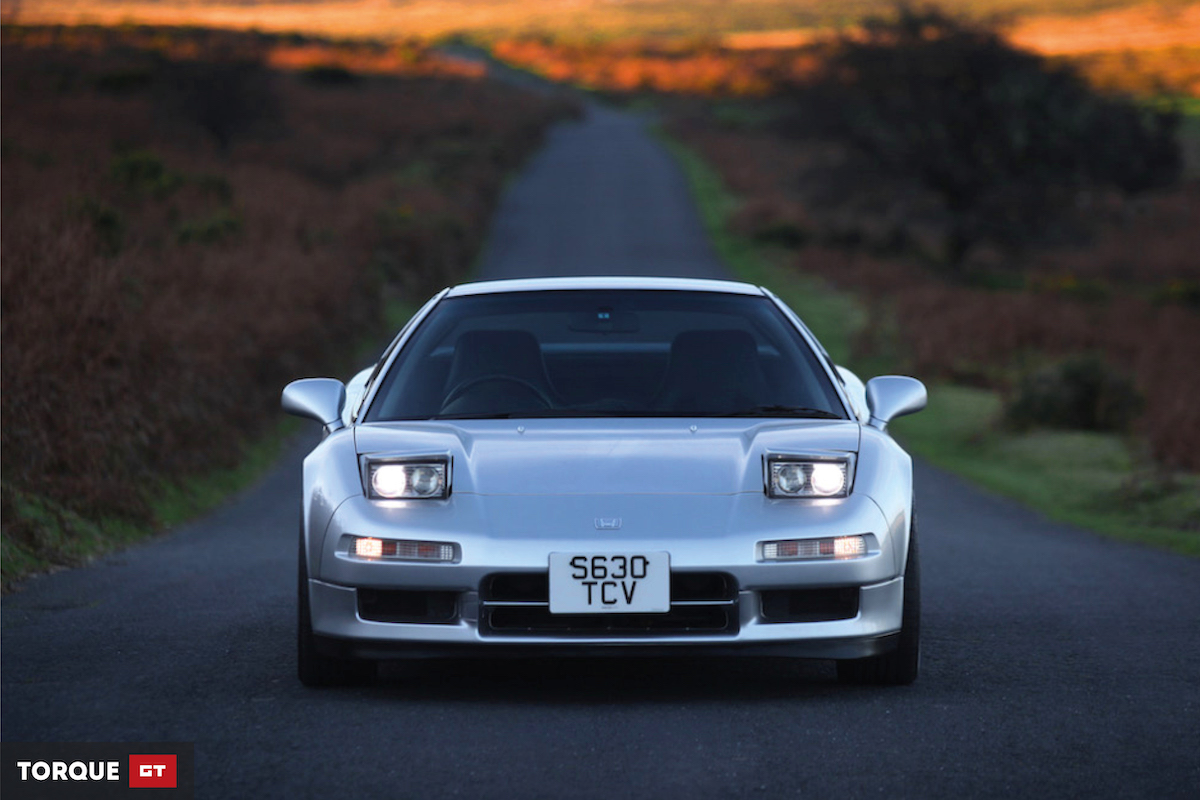 Honda NSX Type S: The refined Type R