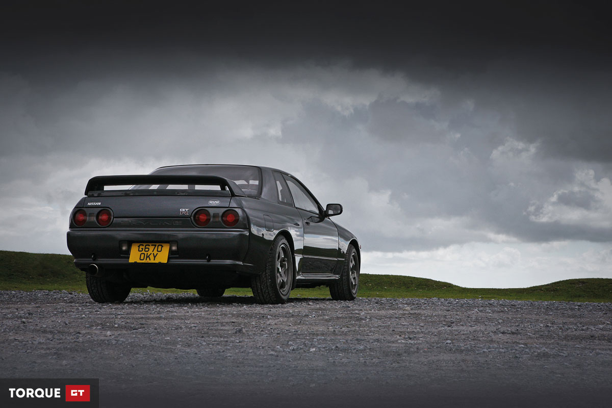 What exhaust for my Nissan Skyline?