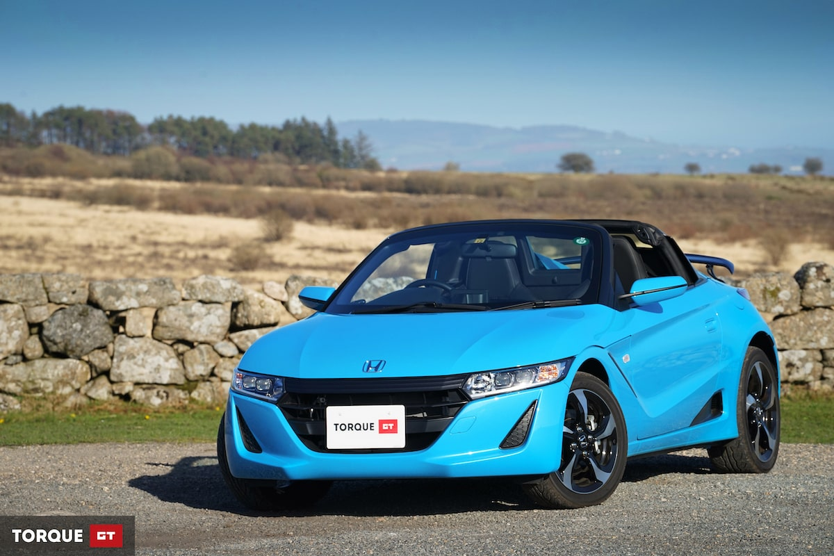 Honda S660 - What's all the fuss about?
