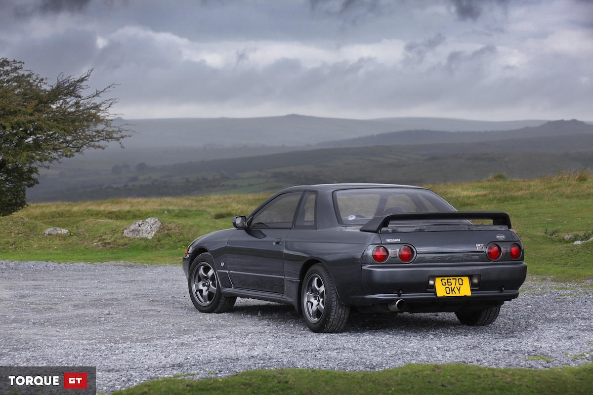 The GT-R that raised the bar...
