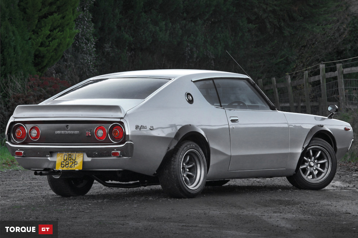 Project Kenmeri - The 40 year old Skyline...