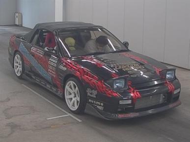 Nissan - Silvia