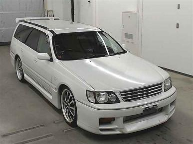 Nissan - Stagea