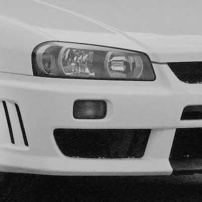Skyline R34 GTT