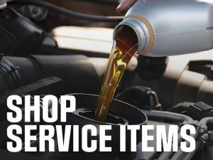 SHOP SERVICE ITEMS