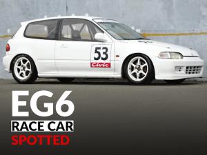 EG6 RACE CAR