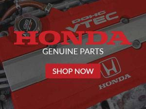GENUINE HONDA PARTS