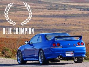 BLUE CHAMPION