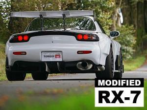 MODIFIED RX7