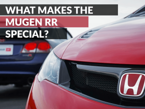 WHAT MAKES THE MUGEN RR SPECIAL