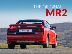 ORIGINAL MR2