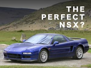 THE PERFECT NSX