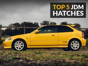 TOP 5 JDM HATCHES