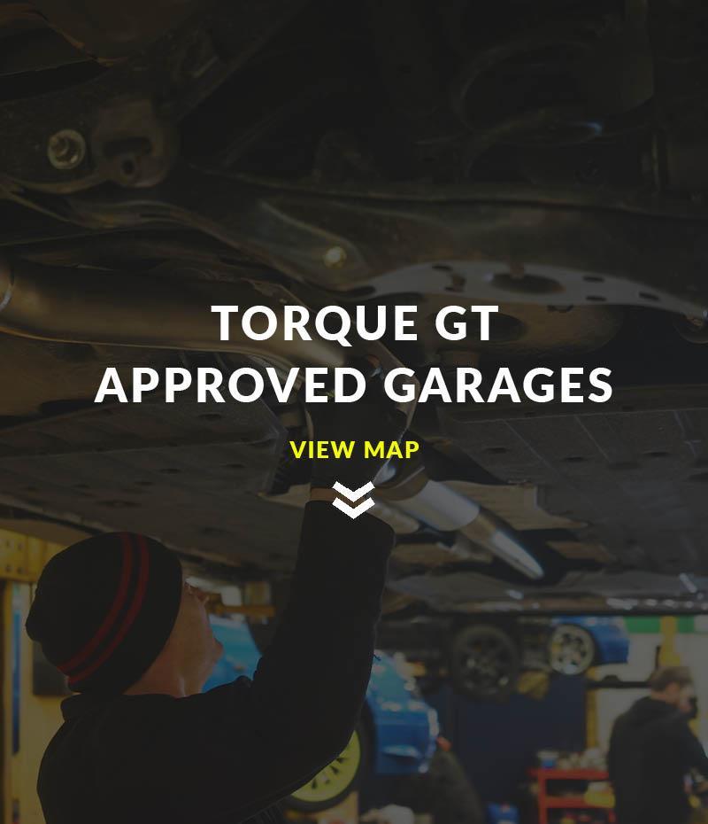 Torque GT Approved Garages