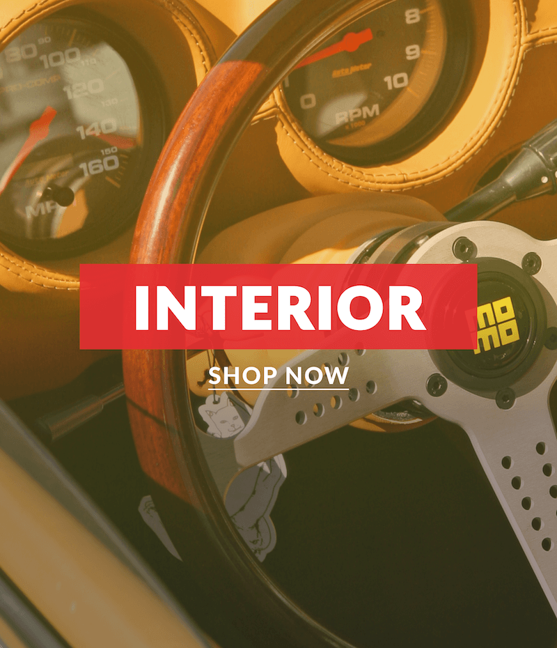 INTERIOR - SHOP NOW