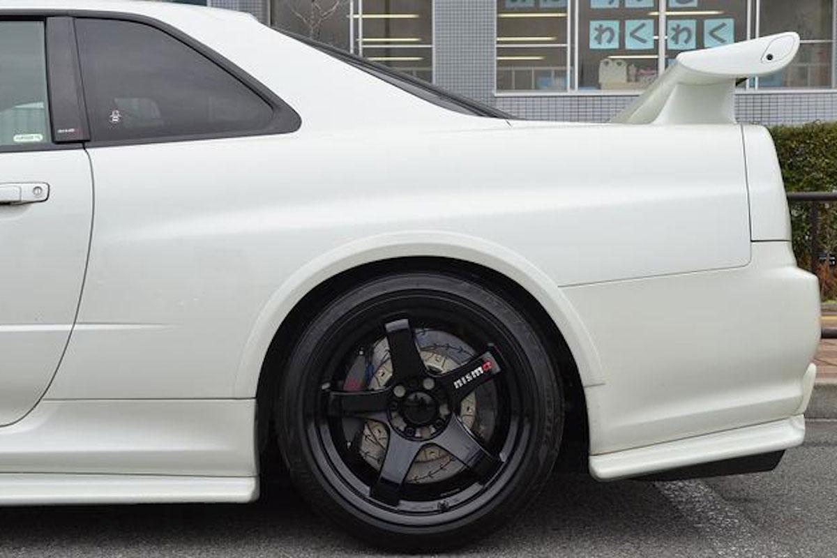 R34 GTR M Spec NUR