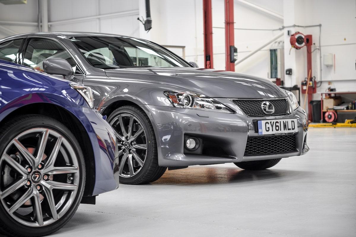 Lexus IS F (2)
