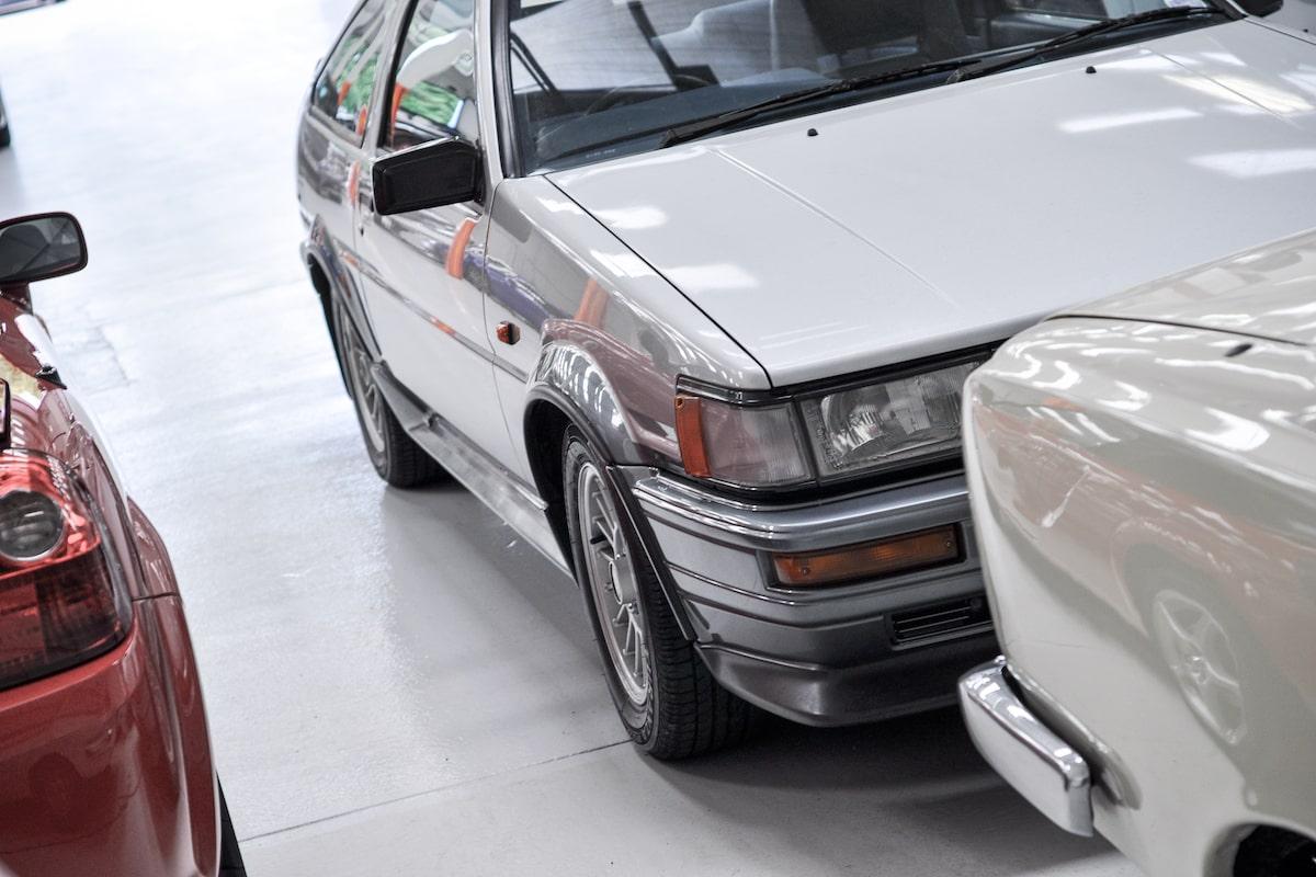 AE86 Corolla