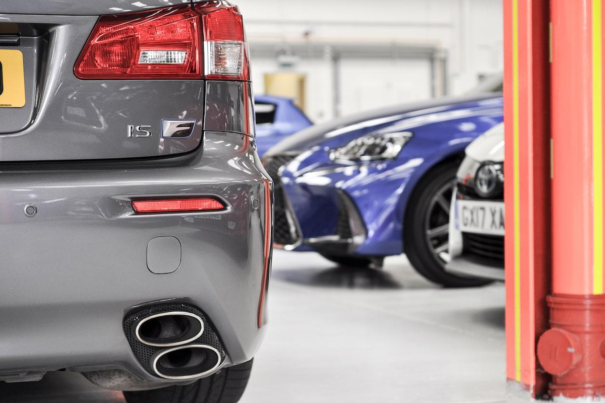 Lexus IS F (4)