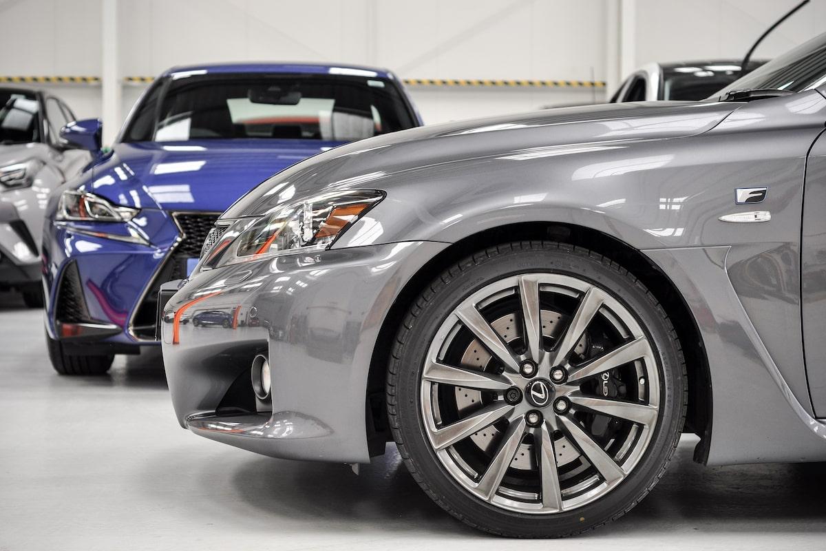 Lexus IS F (3)