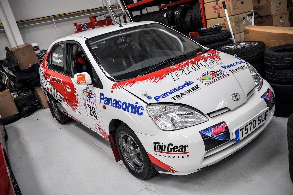 Prius Rally