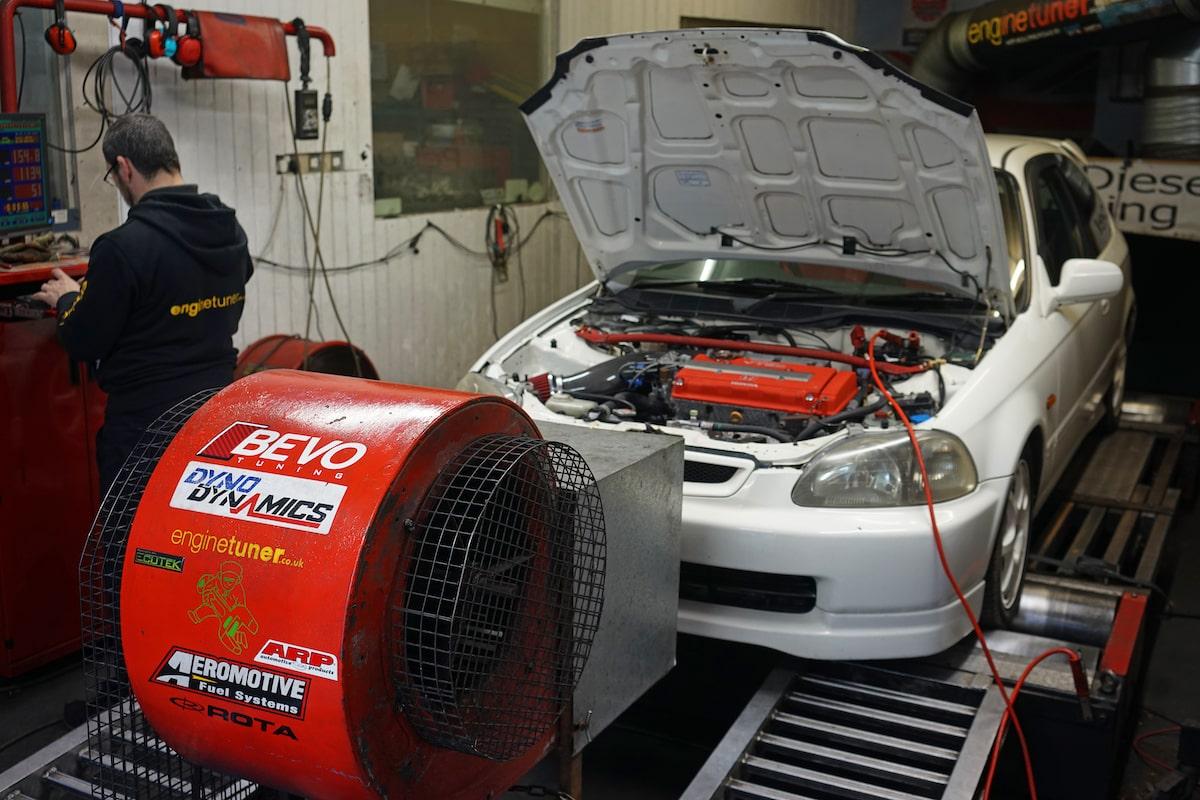 Martyn Engine Tuner