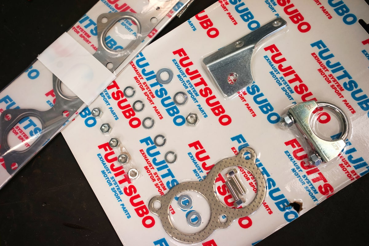 Fujitsubo Fitting Kit