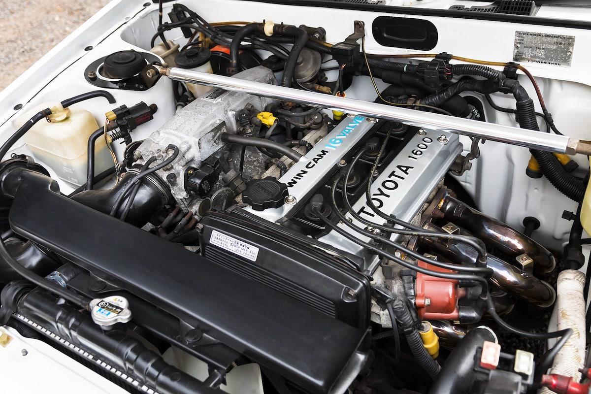 AE86 Trueno - Initial D Project